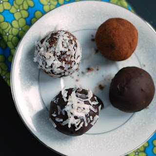 Swedish Chocolate Oat Balls (IKEA Copycat)
