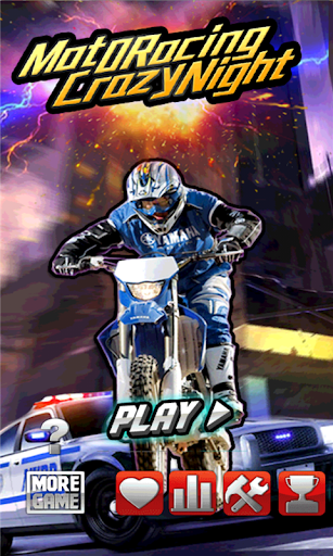 Moto Racing Crazy Night