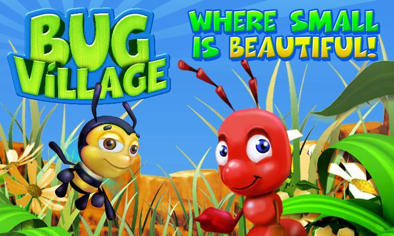 BUG VILLAGE - screenshot