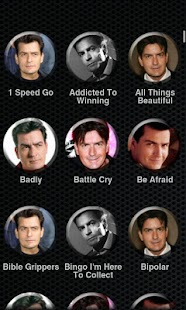 TOP Charlie Sheen Soundboard - screenshot thumbnail