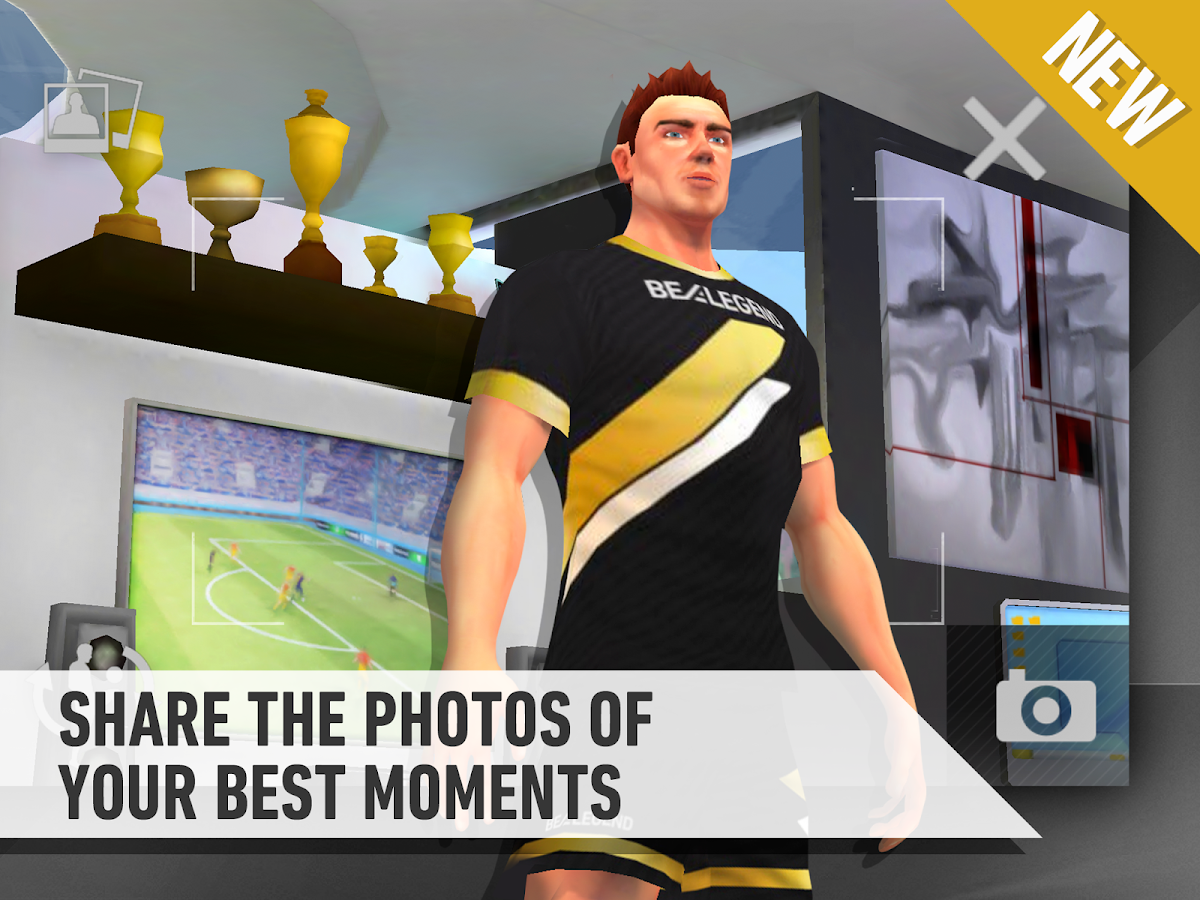 Be A Legend: Soccer - screenshot