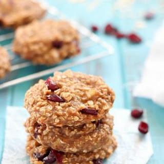 Healthy Banana Cookies (flourless & eggless)