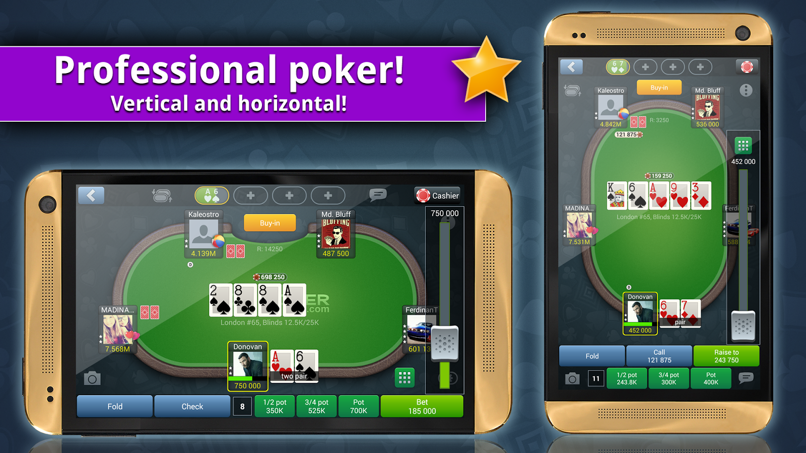 Jag Poker HD- screenshot