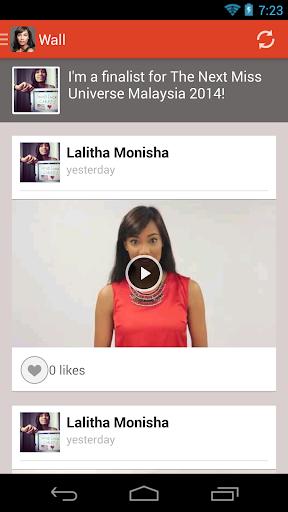 Lalitha Monisha