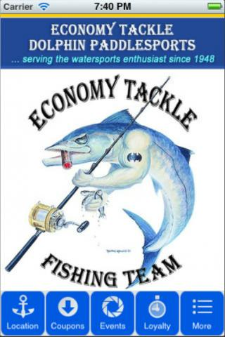Economy Tackle- screenshot