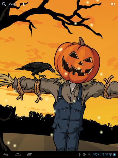 Halloween Party Live Wallpaper