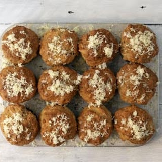 Cheese And Fennel Muffins
