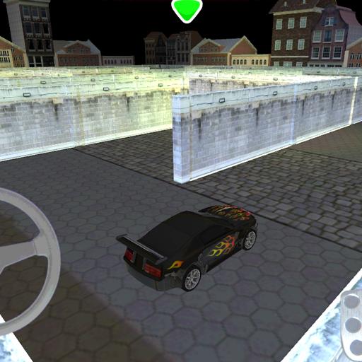 迷宮停車3D模擬器 模擬 App LOGO-硬是要APP