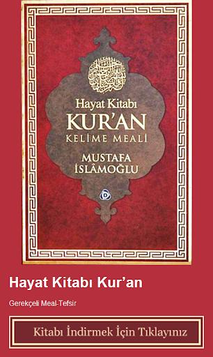 Hayat Kitabı Kur'an