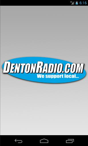 DentonRadio.com Player