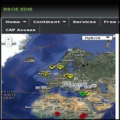 Disaster Tracking Map