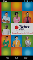 Screenshot of Ticket CESU