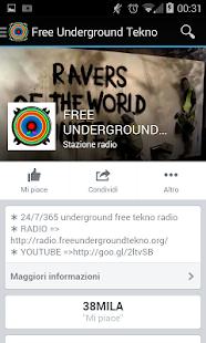 Free Underground Tekno Screenshot 4