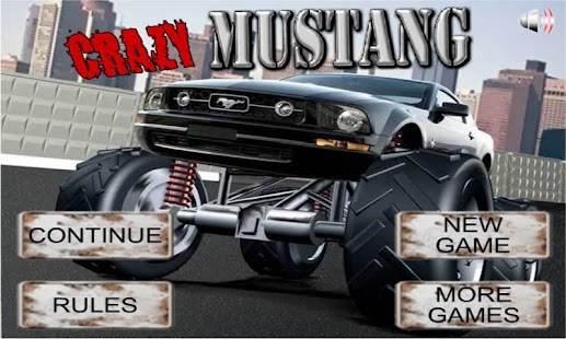Crazy Truck - Mustang