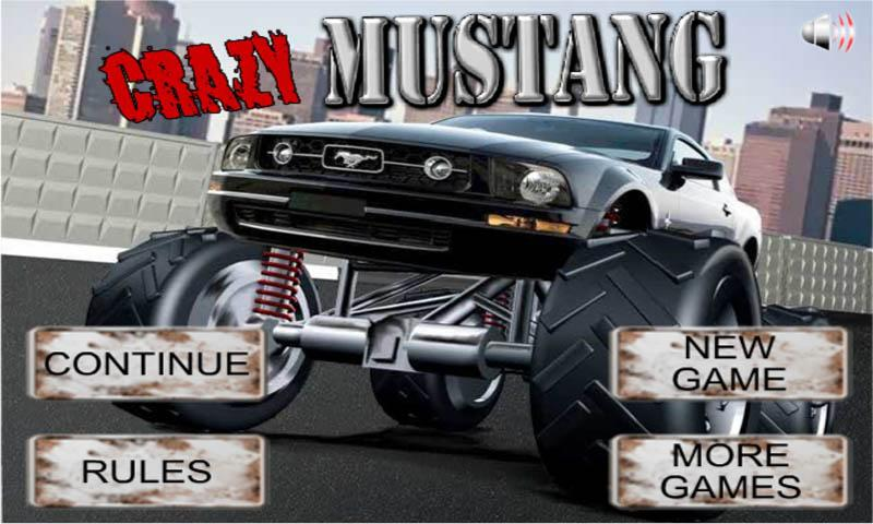Crazy Truck - Mustang - screenshot