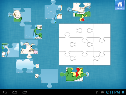 Polar Bear Jigsaw Puzzles - screenshot thumbnail