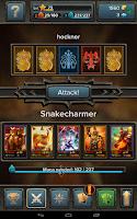 Screenshot of Evoker: Magic Card Game (TCG)