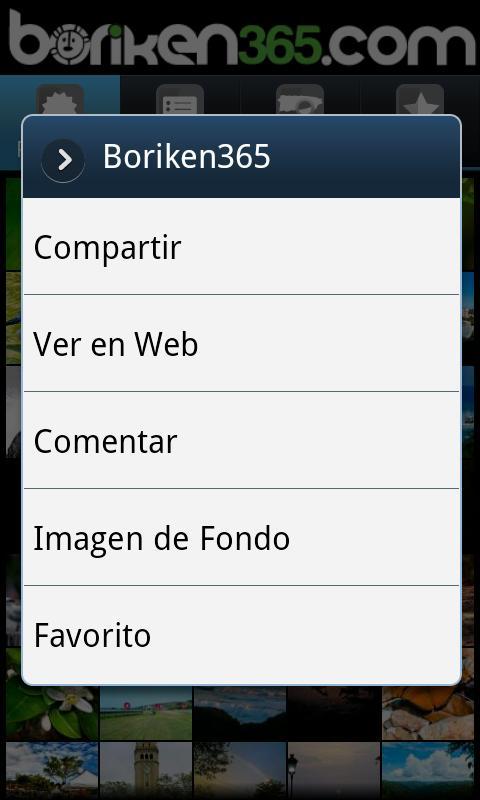 Boriken365 - screenshot