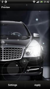 Luxury Car Live Wallpaper - screenshot thumbnail