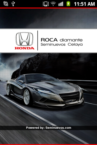 Honda Diamante Celaya
