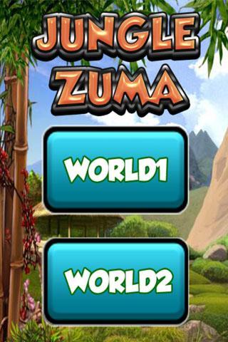 Jungle ZumaBall