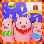 Three piggies: puzzle & fable v1.0.0