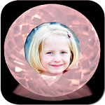 Gem & Diamond Photo Frames Apk