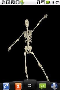 Funny Skeleton Dancing LWP