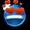 مسجات حب على شكل نكت واتس اب icon