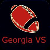 Georgia VS Football