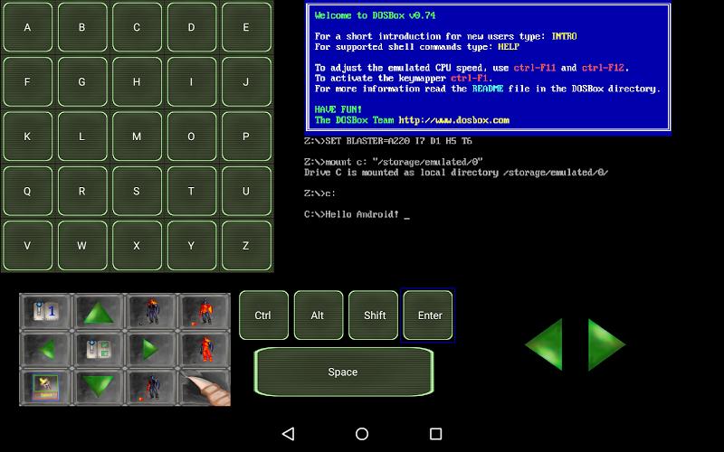Magic DosBox Screenshot 1
