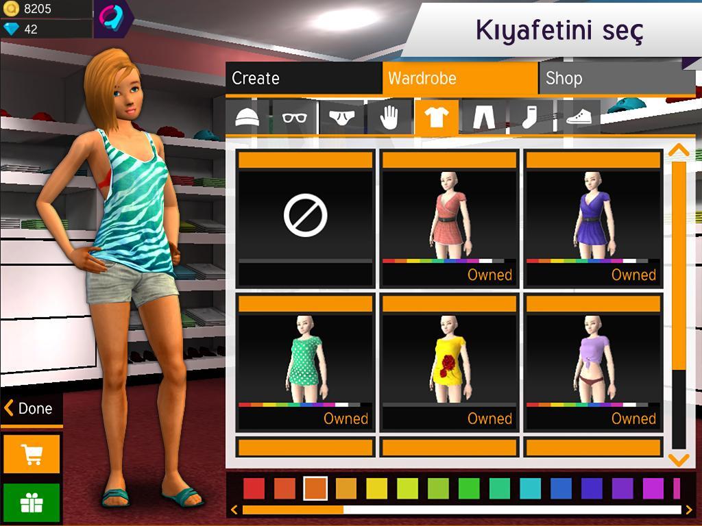 Free Online Fashion Games Oyunlar
