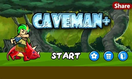 Caveman Phone : Game caveman run and jump apk for windows phone android games apps