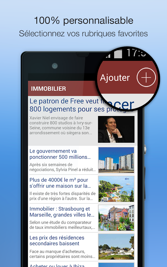 Le Figaro.fr - screenshot