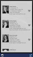 Screenshot of VT/NH Real Estate