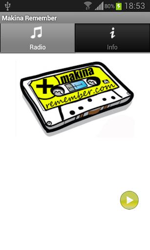 音樂必備APP下載|Makina remember 好玩app不花錢|綠色工廠好玩App