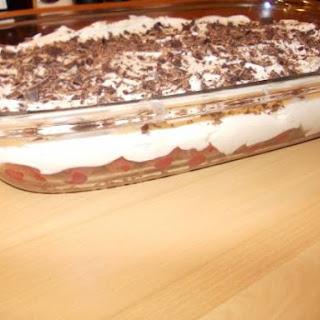 Schwarzwalder Kirsch Trifle