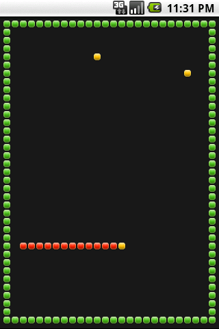 SNAKE TOUCH- screenshot