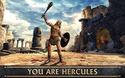 HERCULES: THE OFFICIAL GAME Screenshot 8