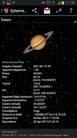 Night Sky Tools - Astronomy 2.6.1 screenshot 86718