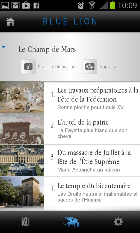 Tour Eiffel et Champ de Mars- screenshot