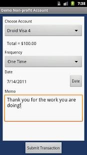 Egiving Mobile- screenshot thumbnail