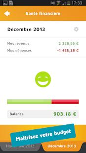 Gérer mes comptes - náhled