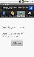 Screenshot of Dolar Hoy