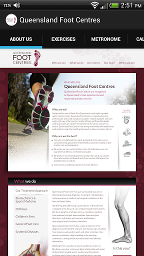 Queensland Foot Centres