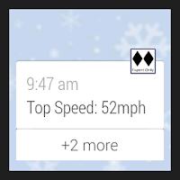 Screenshot of Ski Buddy