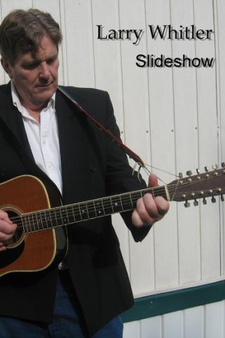 Larry Whitler - 12 String Poet