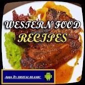 RESEPI WESTERN FOODS