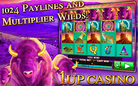 Slot Machines - 1Up Casino 1.6.3 screenshot 327955