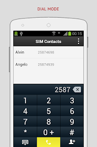 SIM Contacts Pro v2.0